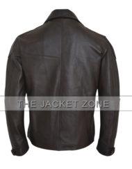 The Witcher 3 Wild Hunt Brown Jacket