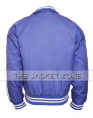 Captain Boomerang Blue Bomber Jacket