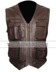 Chris Pratt Jurassic Vest
