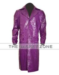 Suicide Squad Jared Leto Joker Coat