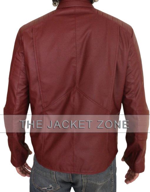 Superman Maroon Jacket