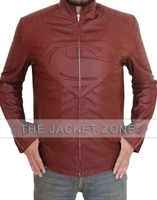 Tom Welling Superman Smallville Jacket