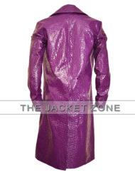 Jared Leto Crocodile Coat
