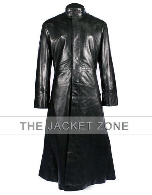 Neo Matrix Coat Jjacket