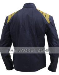 Star Trek beyond Chris Pine Blue Jacket