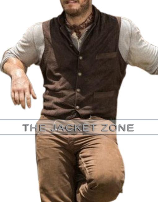 Chris Pratt The Magnificent Seven Vest