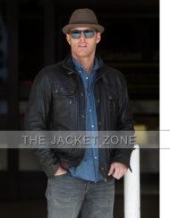 Jensen Ackles Leather Jacket