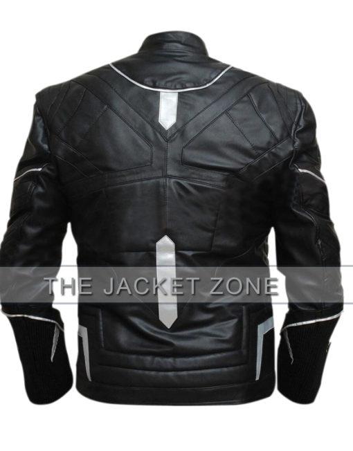 Panther Captain America Civil War Jacket
