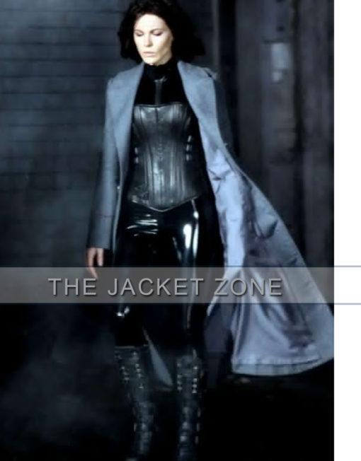 Underworld Blood Wars Kate Beckinsale Woot Coat