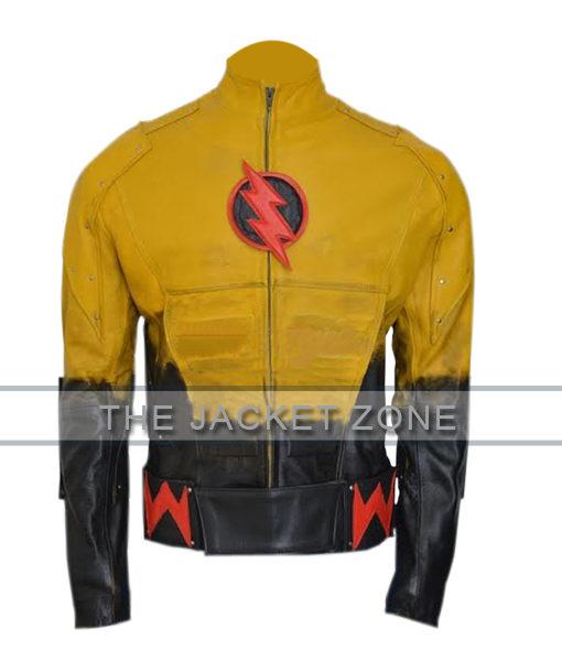 Eobard Thawne Leathe Jacket