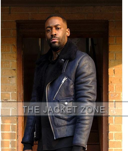Ashley Thomas 24 Legacy TV Series Jacket