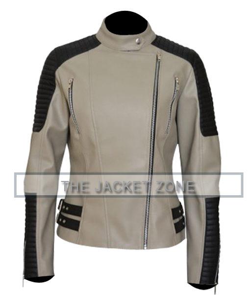 The Walking Dead Grey Denim jacket