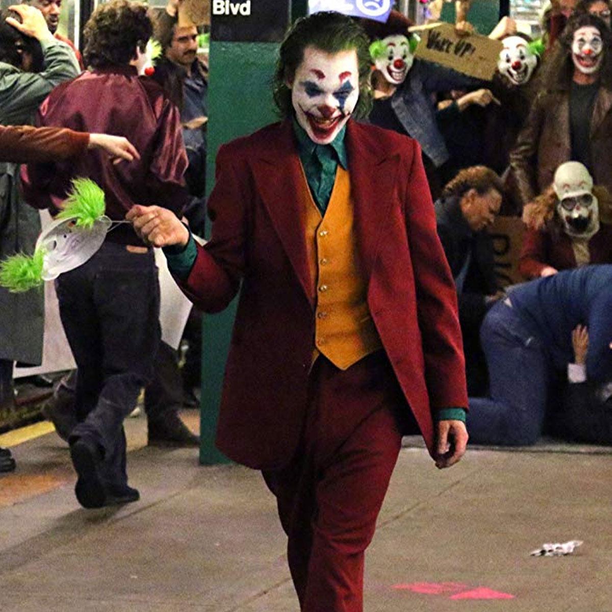 Joker 2019 Joaquin Phoenix Arthur Fleck Coat